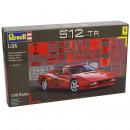 REVELL-modulekit Ferrari 512 TR 1:24