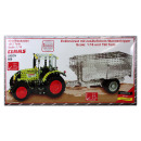 wholesale Blocks & Construction: Claas Axion850  Metallbaukasten 1810 parts in box c