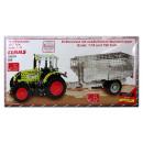 wholesale Blocks & Construction: Claas Axion850 Metallbaukasten 1810 parts in box c