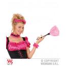 groothandel Reinigingsproducten:Duster pink - ca 34cm