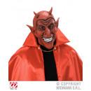 Großhandel Puppen & Plüsch: Maske - roter lachender Teufel-