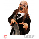 wholesale Toys: Cemetery Zombie mask with hair