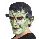 Mask monster made of latex
