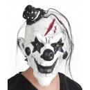 Mask Psycho Clown LATEX