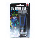 UV hair gel color blue about 10 ml