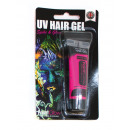 UV hair gel color pink about 10 ml