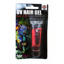 UV hair gel color red about 10 ml