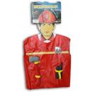 Costume - pompiere Un formato per i bambini