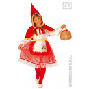 Costume - Little Red Riding Hood size 3-4 years