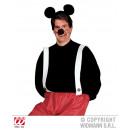 wholesale Toys: Costume - Mouse  for men 3tlg - size M