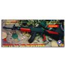 mayorista Juguetes: Asalto Rifle -  montaje - máx 0,5 Joule ca 77
