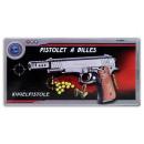 Balle gun max 0,5 J - ca 21cm