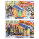 Police Map Accessories 2-way sorted ca 28,5x1