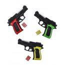 Ball gun black / red 0,08 joules