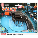wholesale Toys:Pistol 8 shots ca 14 cm