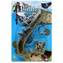 Pistol pirate with Sound and Accessories - Map ca