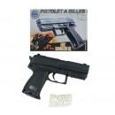 Bal pistool met tijdschrift max 0.5J - ca 15cm