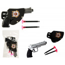 Arrow gun mini with halter - 12cm
