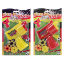 wholesale Children's Furniture: Confetti pistol football 2- times assorted on card