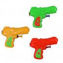 Water Gun 3 assorted colors 10 cm