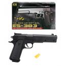 arma de la bola  con la revista max 0,49 Joule - 25