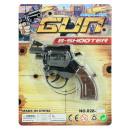 Pistola 8 colpi su carta di circa 18,5x14 cm