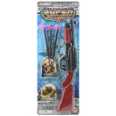 wholesale Toys: Arrow rifle with target objects on map ca 46 x 17