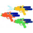 Großhandel Outdoor-Spielzeug: Wasserpistole Doppeltank 3-fach sortiert ca 28cm