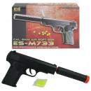 Pistolet avec tube rallonge en boîte environ 17,5