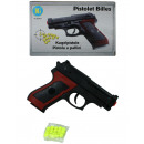 wholesale Toys: Ball pistol 0.08 joule ca 12 cm