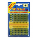 Streifenamorces - 10 rounds per strip