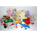 Plush toys more than 100 pieces