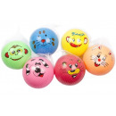 Inflation ball animal face multiple assorted - ca