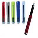 groothandel Aanstekers: Bar lichter  -ausziehbar- 5 kleur 10cm (15,