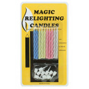 Candle magic candles 10 pieces on map CA 16x9c