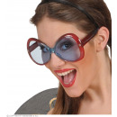 SUGAR BABE GLASSES RED/TURQUOISE FRAME