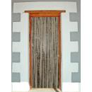 grossiste Rideaux & Tentures: Foil Door Curtain,  environ 2 x 1 m, argent