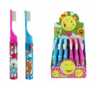 Pens toothbrush  design 2-way sorted -