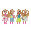 Fashion Doll ripetutamente assortito di circa 10,5