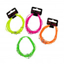 Großhandel Armbänder: Neon Fashion Armband 4 farbig sortiert