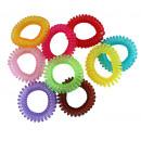 bande de cheveux Bracelet bande spirale - diamètre