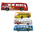 wholesale Models & Vehicles: Coach 4 times assorted about 15 cm