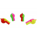 wholesale Smoking Accessories: Whistle 4 colors assorted - about 5.5 cm