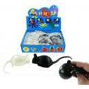 groothandel Stationery & Gifts: Slime Rat 2  gekleurd geassorteerd 7 cm