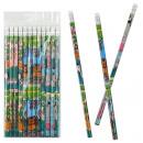 Bleistift Wildtiere ca 19cm