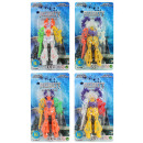 wholesale Toys: Robot colored assorted about 12 cm