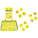 Eraser Smile assorted - about 25 mm