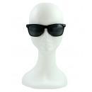 Großhandel Sonnenbrillen: Sonnenbrille schwarz ca 15 cm