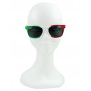 wholesale Sunglasses: Sunglasses Italy about 15 cm wide