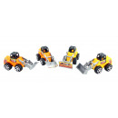 wholesale Models & Vehicles: Construction vehicle with retraction 4- ...
